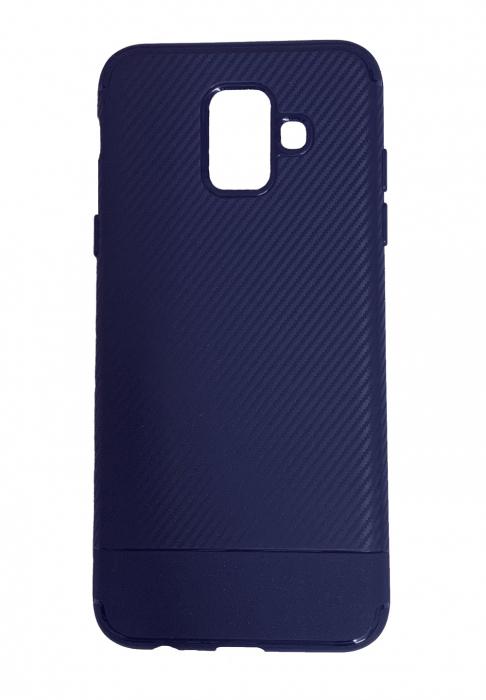 Husa silicon carbon 2 Samsung A5/A8 2018 - 3 culori 0