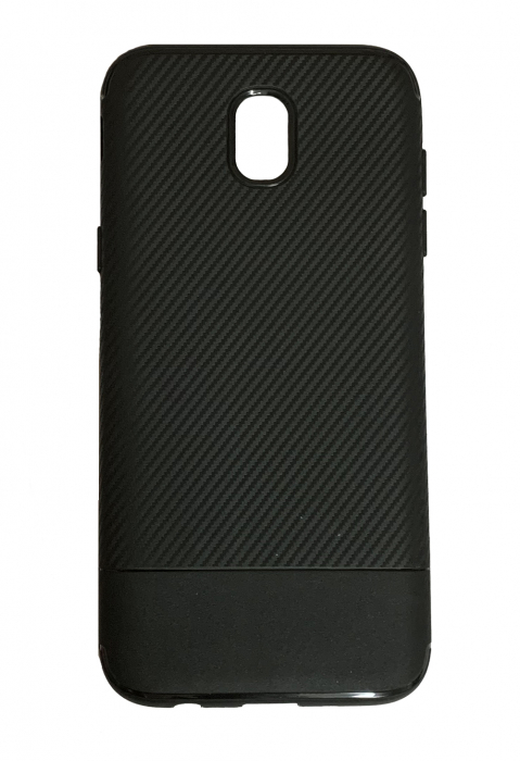 Husa silicon carbon 2 Samsung J5 (2017) - 3 culori 1