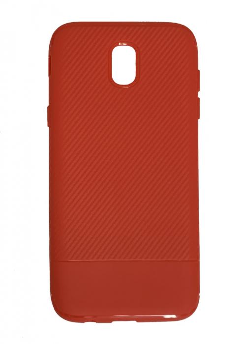 Husa silicon carbon 2 Samsung J5 (2017) - 3 culori 0