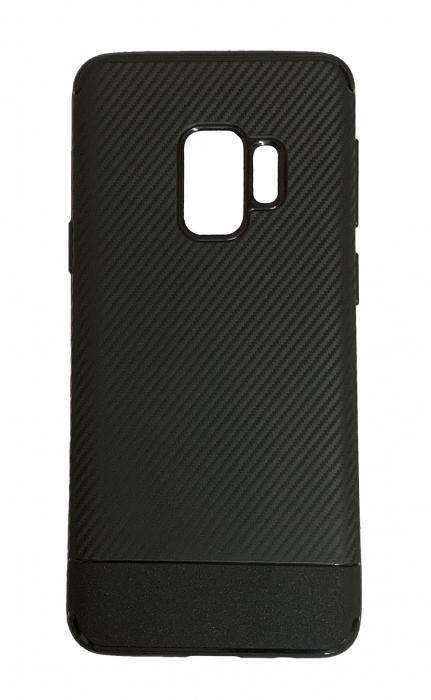 Husa silicon carbon 2 Samsung S9 - 3 culori 0