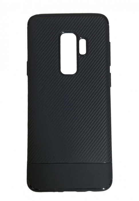 Husa silicon carbon 2 Samsung S9 plus - 3 culori 0