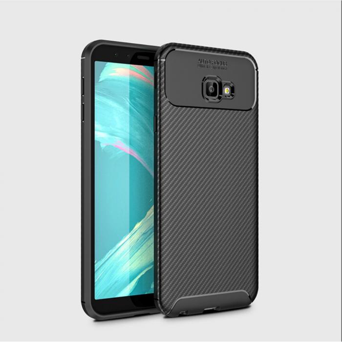 Husa silicon carbon 4 Samsung J4 plus (2018) - 3 culori 1