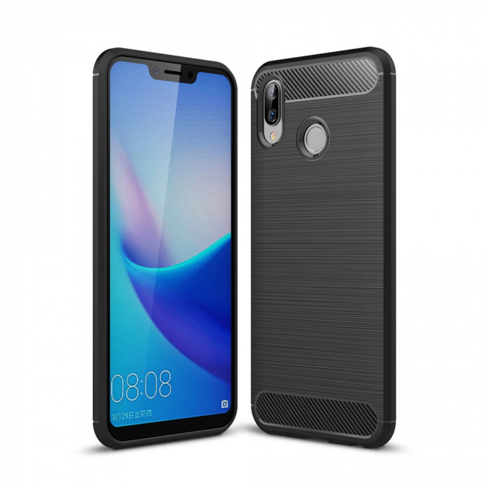 Husa silicon carbmat Huawei Y6 (2019) 0