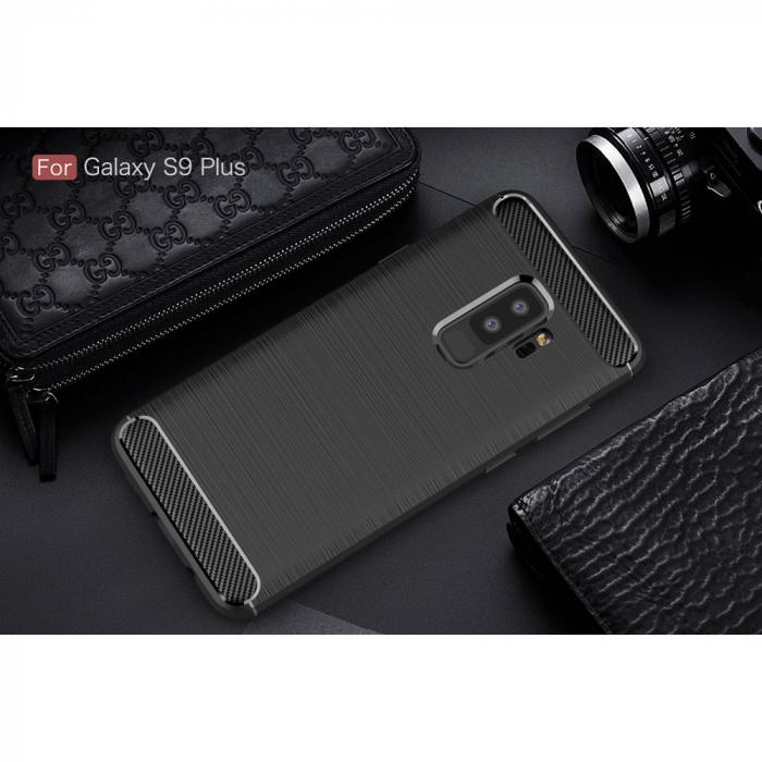 Husa silicon carbmat Samsung S9 2