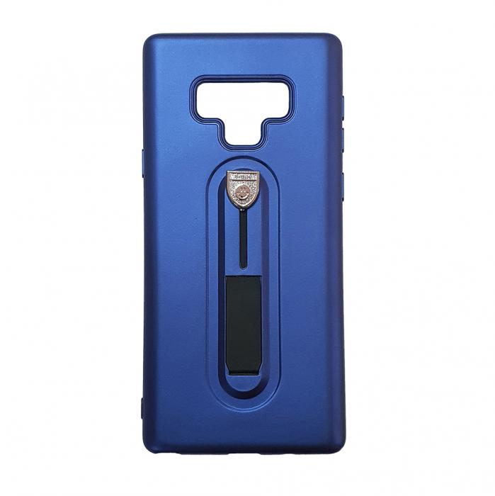 Husa silicon cu suport Samsung Note 9 - 3 culori 0