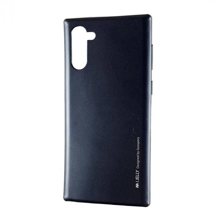Husa silicon metal I-Jelly Samsung Note 10 - 4 culori 0