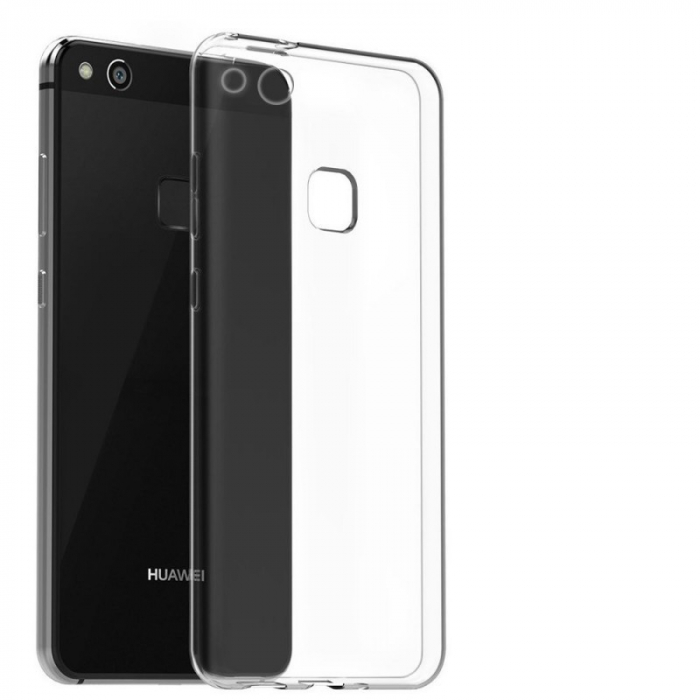 Husa silicon slim Huawei P10 Lite - transparent [0]