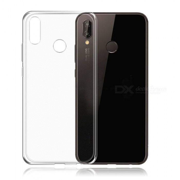 Husa silicon slim Huawei P20 Lite - transparenta 0