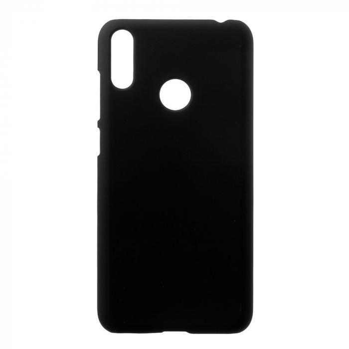 Husa silicon slim mat Huawei Y5 (2019) - negru 0