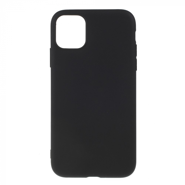 Husa silicon slim mat Iphone 11 0