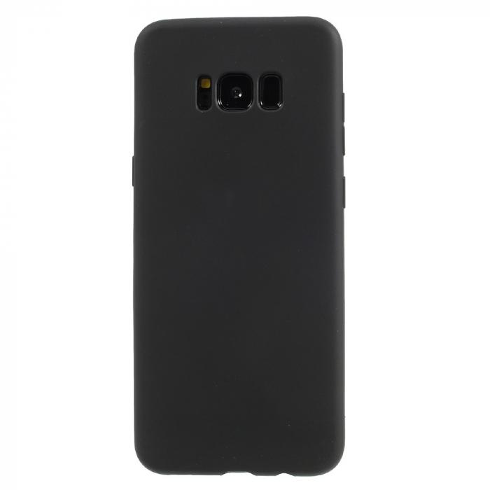 Husa silicon slim mat Samsung S8 0
