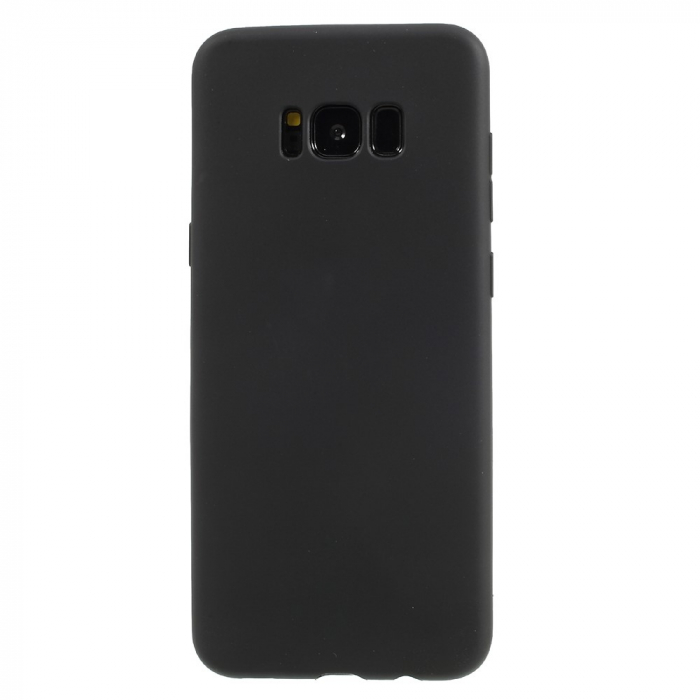 Husa silicon slim mat Samsung S8 plus 0