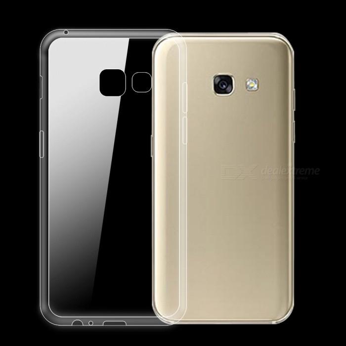 Husa silicon slim Samsung A3 (2017) - transparenta 0