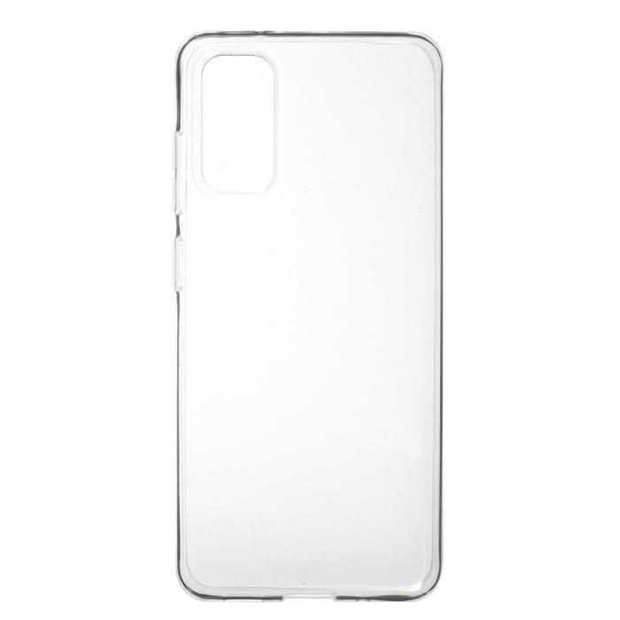 Husa silicon slim Samsung A71 - transparenta 0