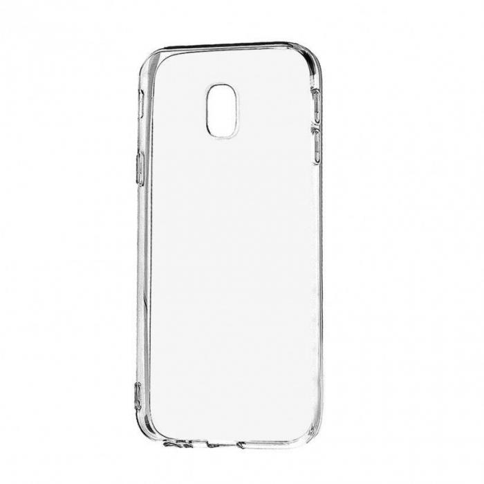 Husa silicon slim Samsung J3 (2017) - transparenta 0