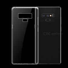 Husa silicon slim Samsung Note 9 - transparenta 0