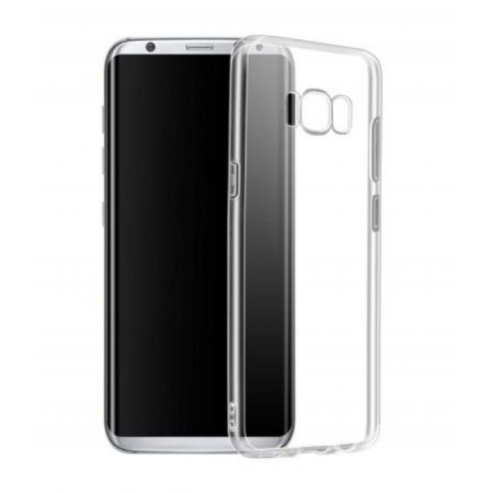 Husa silicon slim Samsung S8 plus - transparenta 0