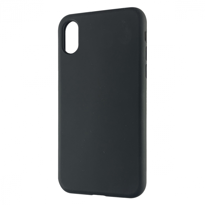 Husa silicon soft mat Iphone X/Xs - 3 culori 0