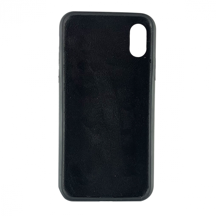 Husa silicon soft mat Iphone X/Xs - 3 culori 1