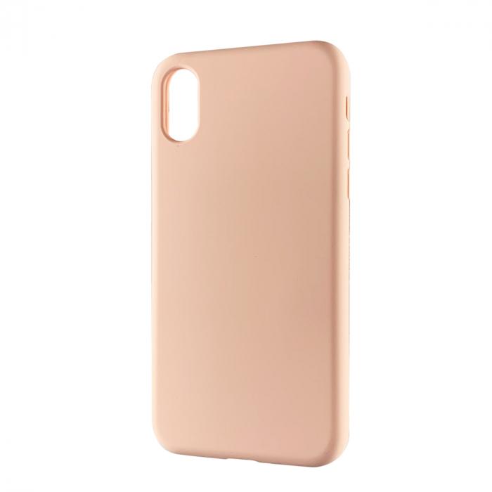 Husa silicon soft mat Iphone X/Xs - Rose 0