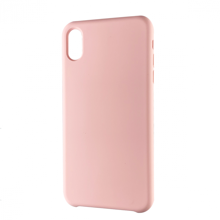 Husa silicon soft mat Iphone Xs Max - Rose 0