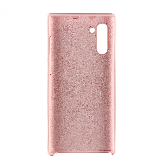Husa silicon soft mat Samsung Note 10 - 3 culori 1