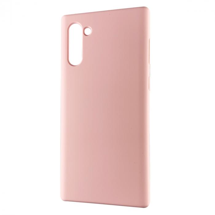 Husa silicon soft mat Samsung Note 10 - 3 culori 0