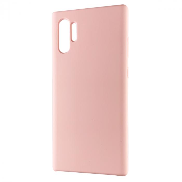 Husa silicon soft mat Samsung Note 10 Plus - 3 culori 0