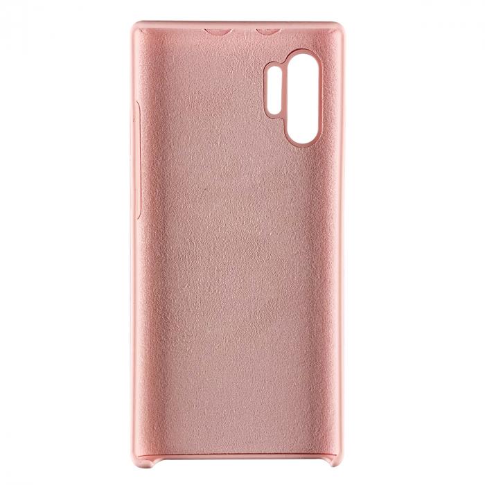 Husa silicon soft mat Samsung Note 10 Plus - 3 culori 1