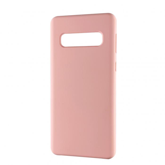 Husa silicon soft mat Samsung S10 Plus - Rose [0]