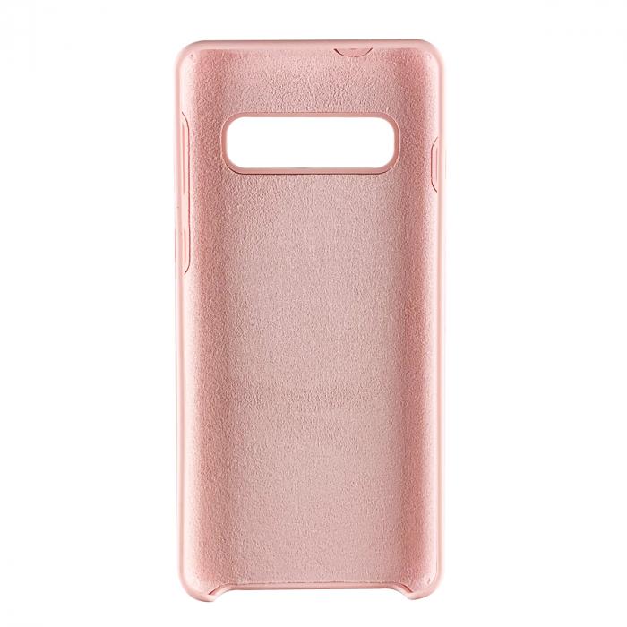 Husa silicon soft mat Samsung S10e - Rose 1