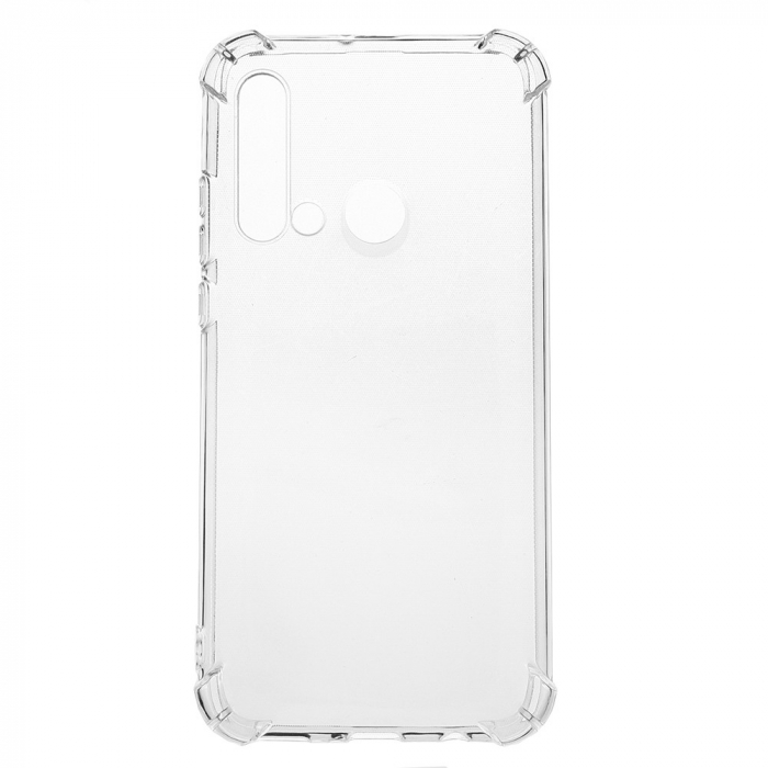 Husa silicon transparent anti shock Huawei P20 Lite (2019) 0