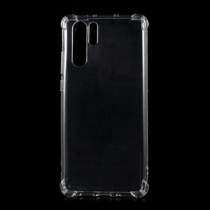 Husa silicon transparent anti shock Huawei P30 Pro 0