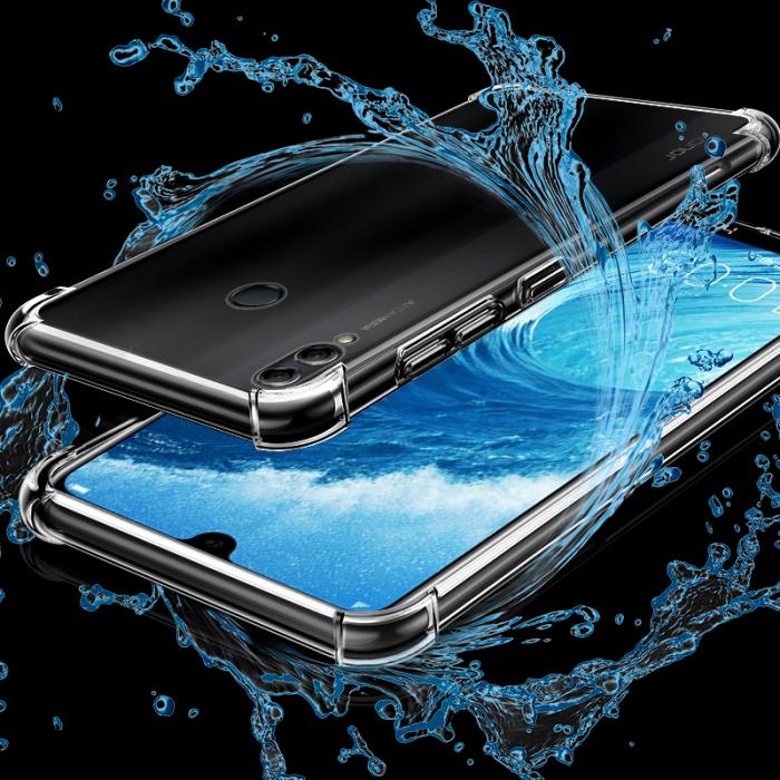 Husa silicon transparent anti shock Huawei Psmart (2019) 1