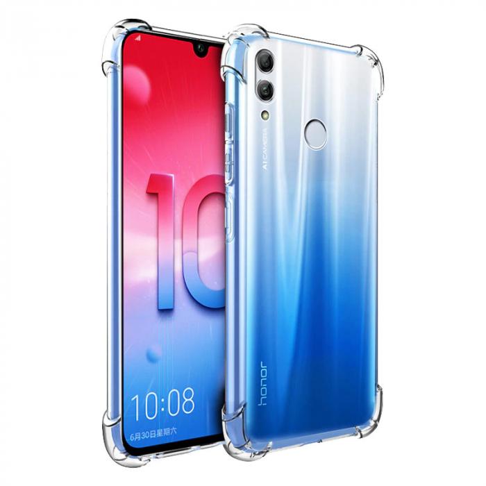 Husa silicon transparent anti shock Huawei Psmart (2019) 0