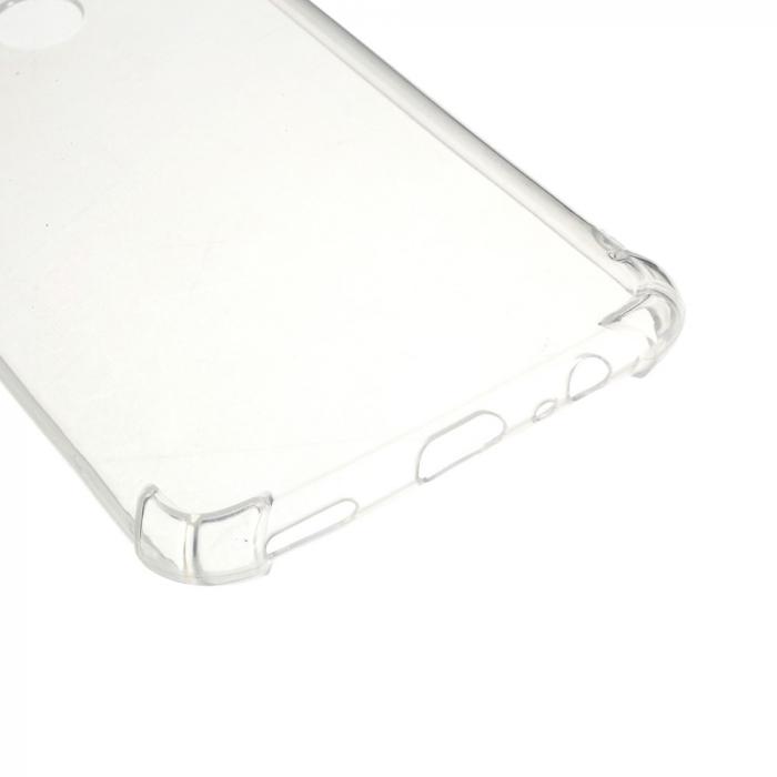 Husa silicon transparent anti shock Huawei Psmart Pro 2019 2