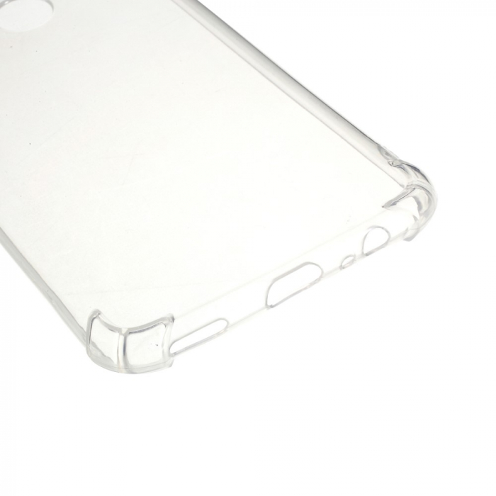 Husa silicon transparent anti shock Huawei Psmart Z 2