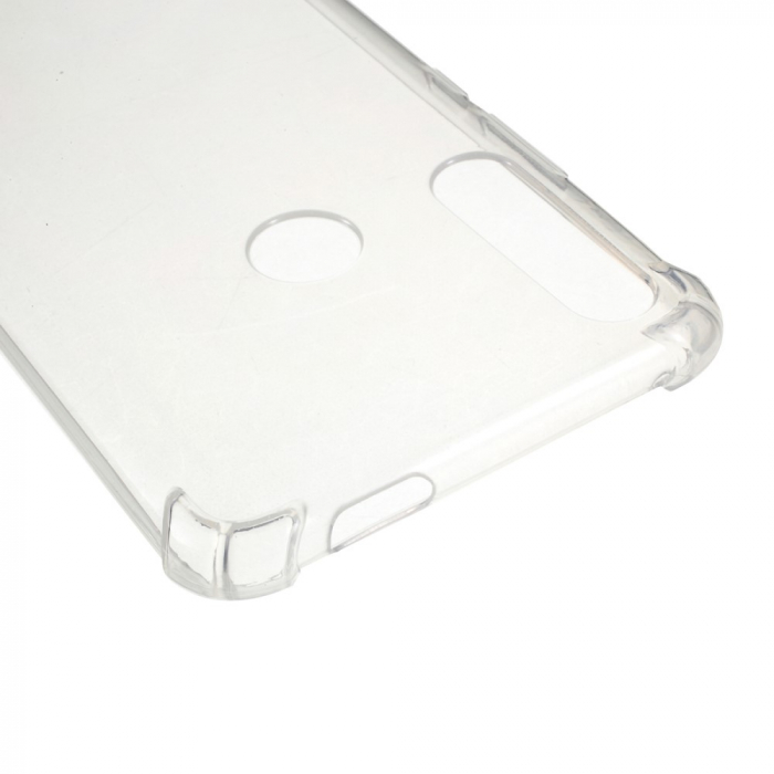 Husa silicon transparent anti shock Huawei Psmart Z 1