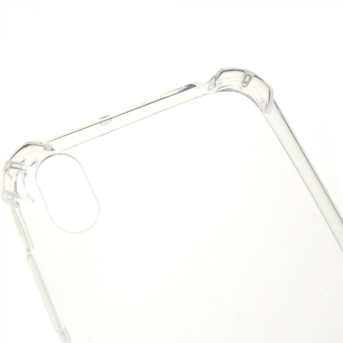 Husa silicon transparent anti shock Huawei Y5 (2019) 1