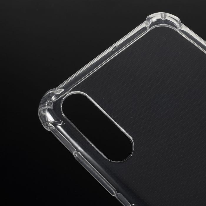Husa silicon transparent anti shock Samsung A70 1