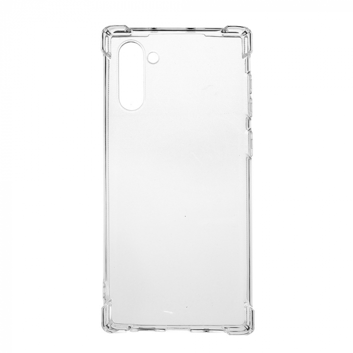 Husa silicon transparent anti shock Samsung Note 10 0