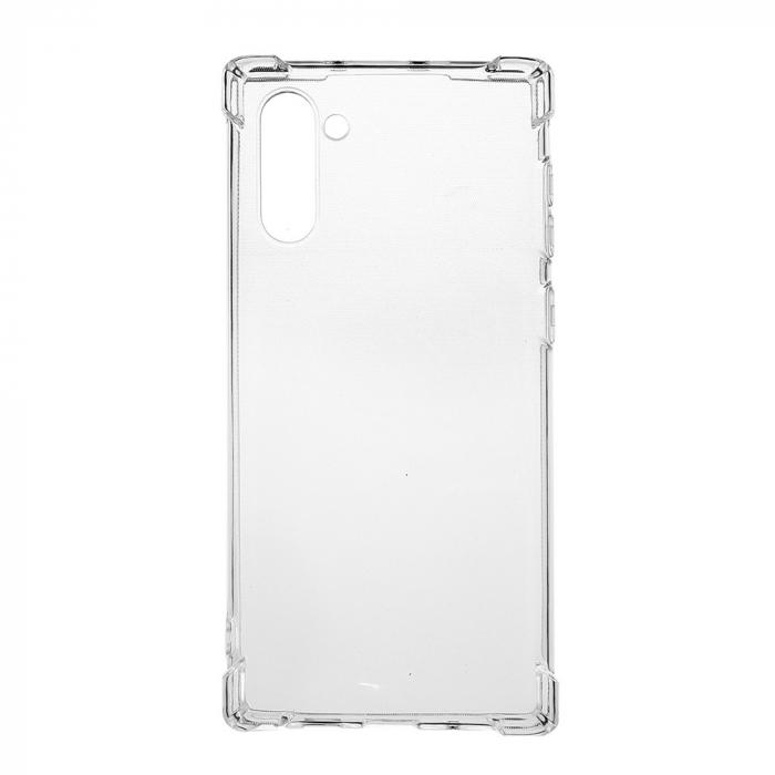 Husa silicon transparent anti shock Samsung Note 10 Plus [0]