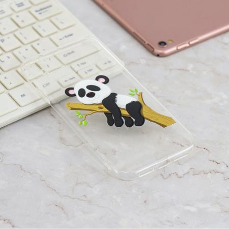 Husa silicon design panda Iphone XR2