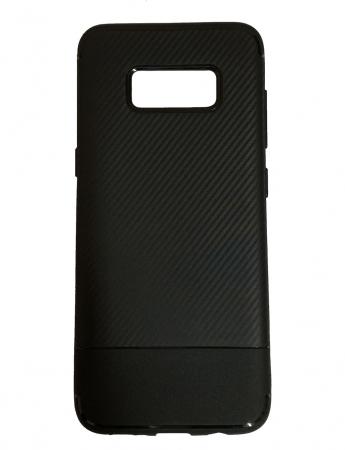 Husa silicon carbon 2 Samsung S8 - 3 culori1