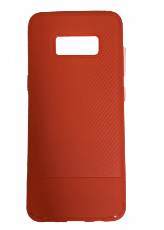 Husa silicon carbon 2 Samsung S8 - 3 culori2