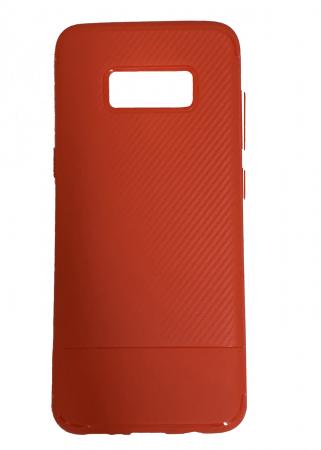 Husa silicon carbon 2 Samsung S8 plus - 3 culori2