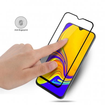Folie sticla 9D Samsung A50 - negru2