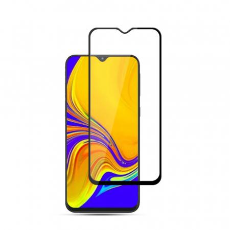 Folie sticla 9D Samsung A50 - negru0