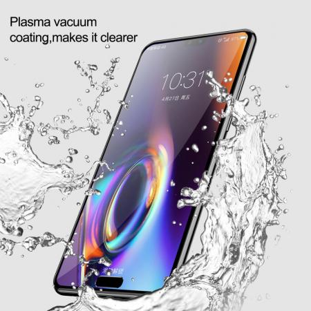 Folie sticla 5D Huawei P20 Pro - negru1