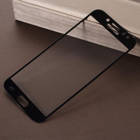 Folie sticla 5D Samsung J3 (2017)  - Negru [0]